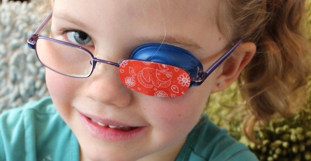 Лечение амблиопии у детей с помощью оптики