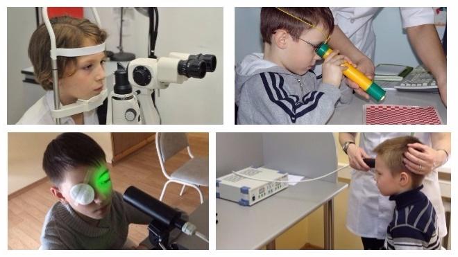 Лечение амблиопии у детей-методы