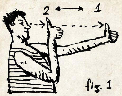Упражнение для восстановления зрения при дальнозоркости