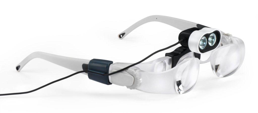 Характеристики -очки увеличительные для мелких работ