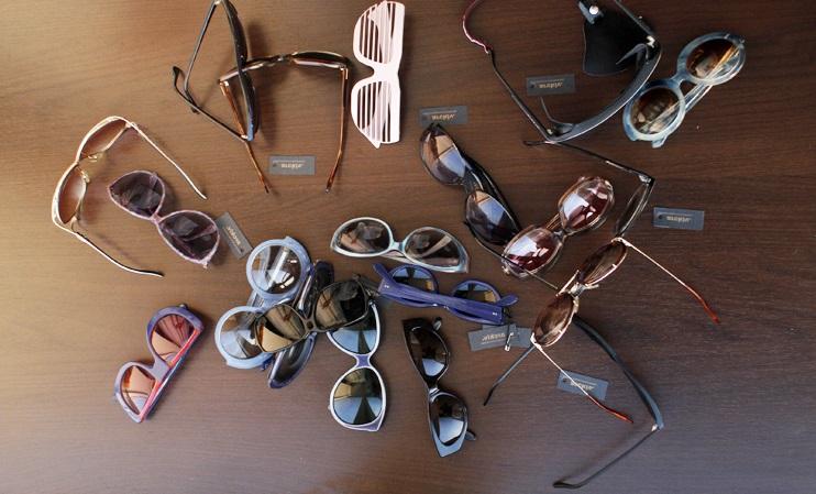 как хранить очки, если их много