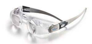 Технические данные -очки увеличительные для мелких работ