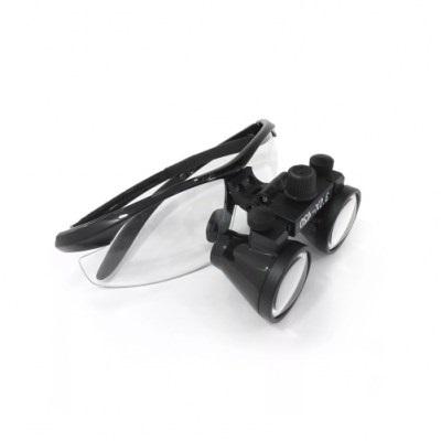 Лупа бинокулярная Magnifier QC Х3,5-420/LED