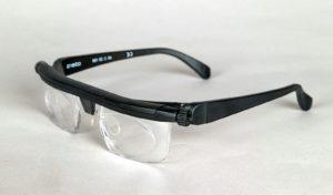Универсальные очки с изменяемыми диоптриями