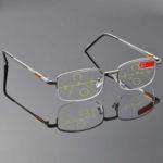 Очки с мультифокальными (прогрессивными) линзами