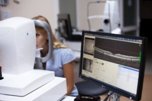 Обследование глазного дна