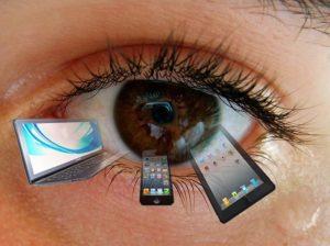 Смартфоны сажают зрение - как защитить глаза