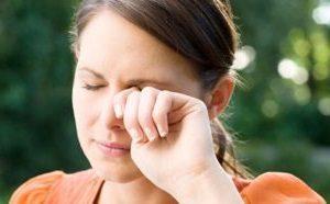 нарушений функции стереоскопического зрения