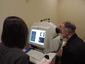 Виды офтальмоскопии