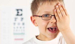 у ребенка падает зрение – как остановить