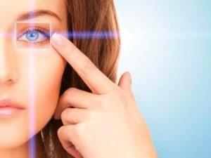 Нормальные показатели зрения