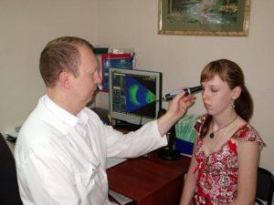 Эхобиометрия глаза